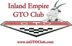 Inland Empire GTO Club Logo