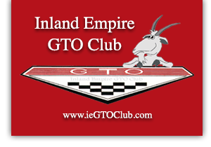 Inland Empire GTO Club